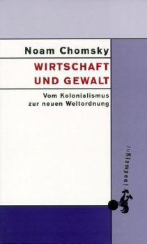 Cover: Wirtschaft und Gewalt