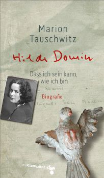 Cover: Hilde Domin