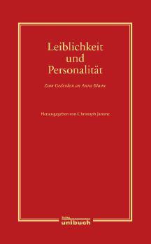 Cover: Leiblichkeit und Personalität