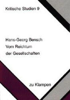 Cover: Vom Reichtum der Gesellschaften