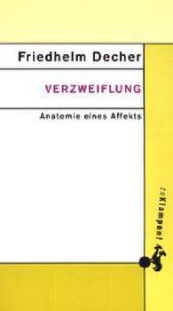 Cover: Verzweiflung