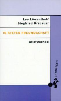 Cover: In steter Freundschaft