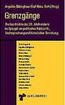 Cover: Grenzgänge
