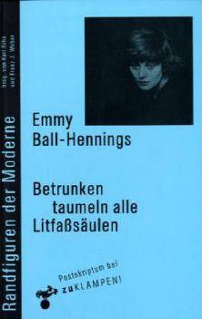 Cover: Betrunken taumeln alle Litfasssäulen