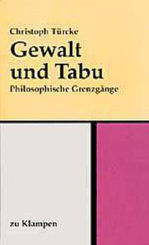 Cover: Gewalt und Tabu