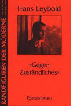 Cover: Gegen Zuständliches