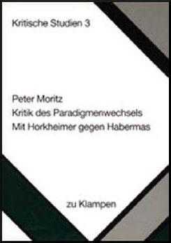 Cover: Kritik des Paradigmenwechsels