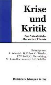 Cover: Krise und Kritik