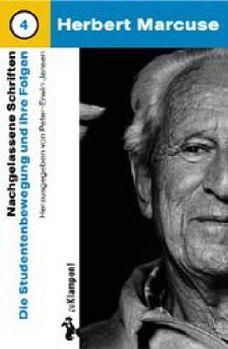 Cover: Nachgelassene Schriften / Die Studentenbewegung und ihre Folgen