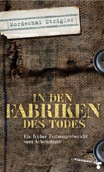 Cover: In den Fabriken des Todes