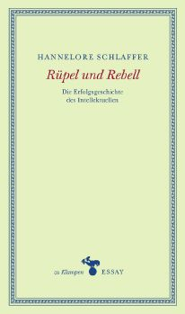 Cover: Rüpel und Rebell