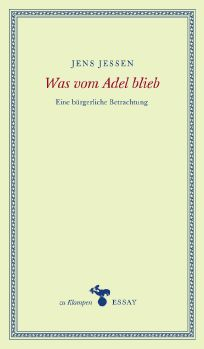 Cover: Was vom Adel blieb
