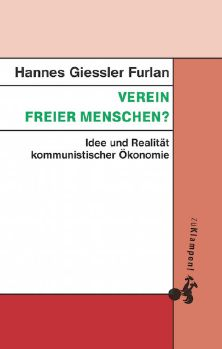Cover: Verein freier Menschen?