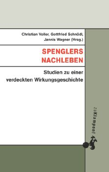 Cover: Spenglers Nachleben
