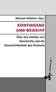 Cover: Kontingenz und Begriff