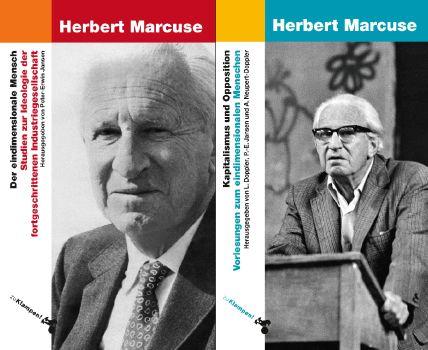 Cover: Kombipaket Eindimensionaler Mensch / Kapitalismus und Opposition