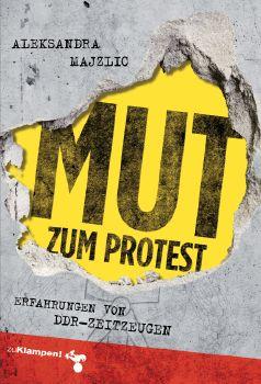 Cover: Mut zum Protest