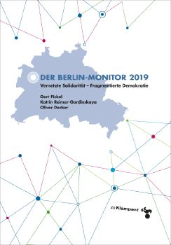 Cover: Der Berlin-Monitor 2019