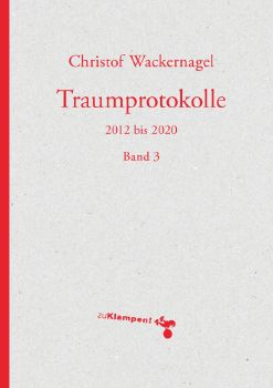 Cover: Traumprotokolle