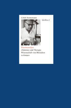 Cover: Schriften / Daseinsanalyse. Schriften 2