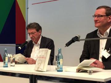 Gerhard Staguhn liest aus: »Der Penis-Komplex«